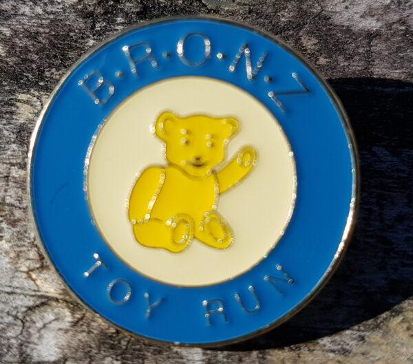 2019 Toy Run Badge