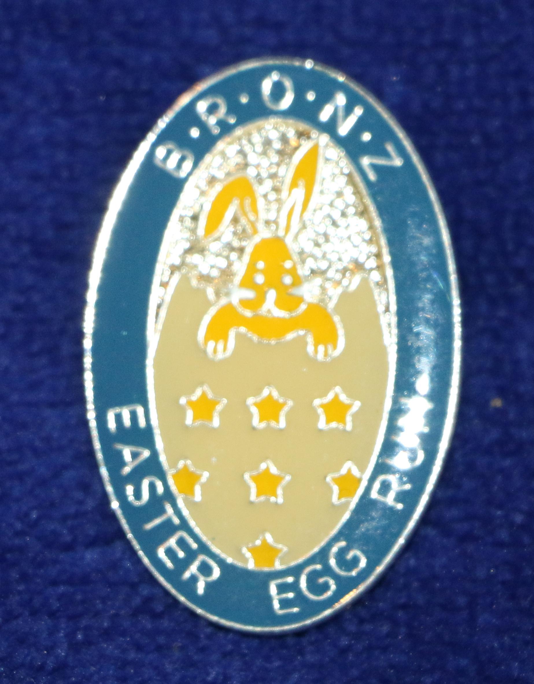 2019 Easter Egg Badge